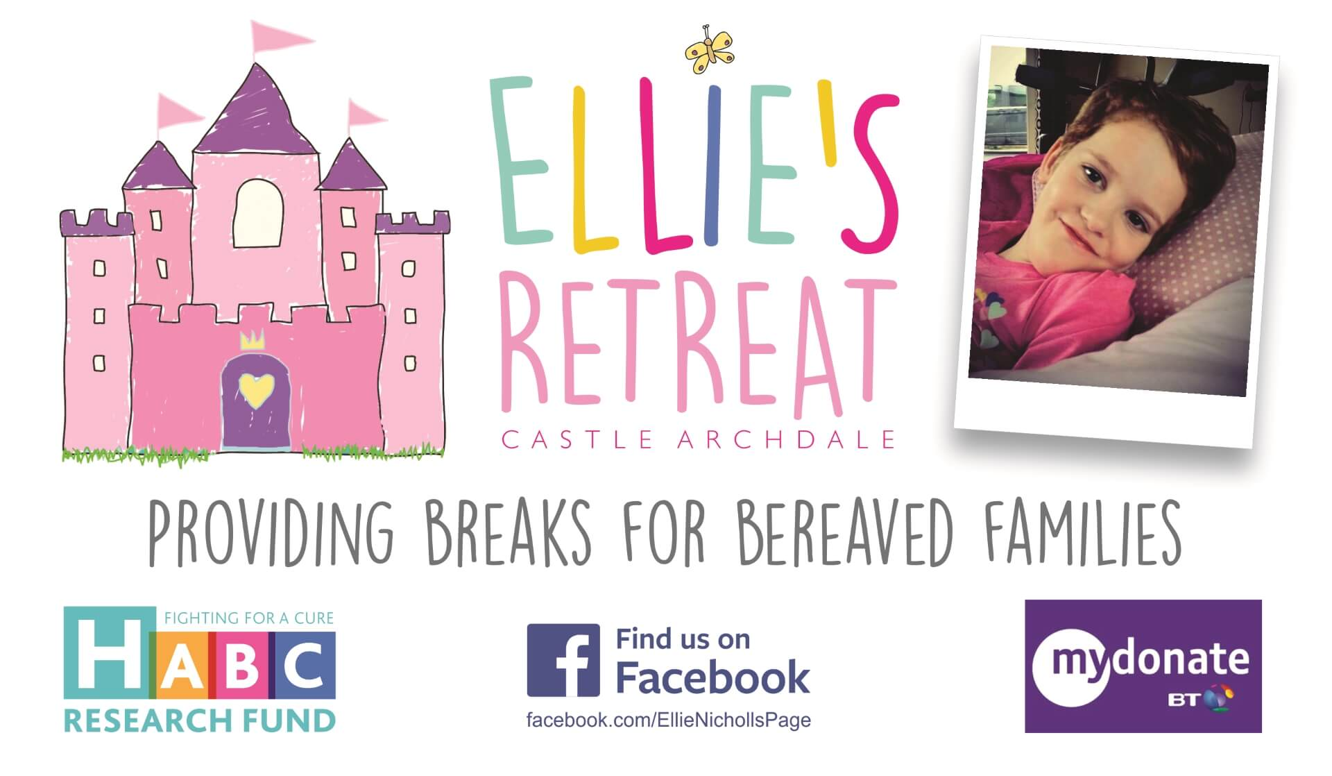 Balcas are proud to have Ellie's Retreat as our annual charity for 2017
