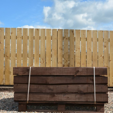 Balcas Sleepers - Natural Choice for any Landscaping Project